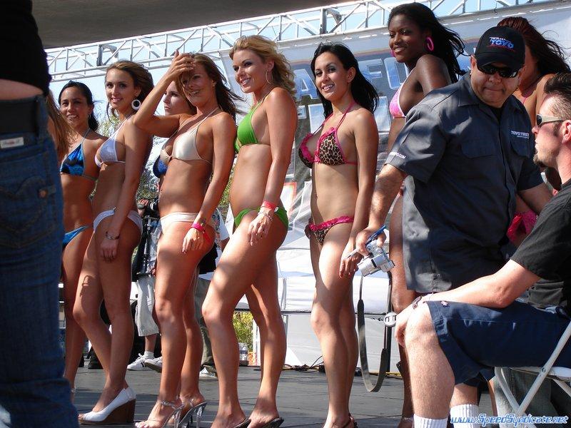 California girl bikini contest video